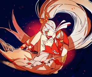 tales of, lailah, and zestiria image