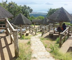 Philippines and tagaytay image