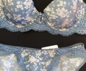donna, ebay, and lingerie image