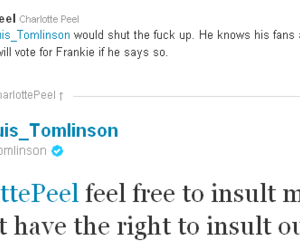 louis tomlinson and twitter image