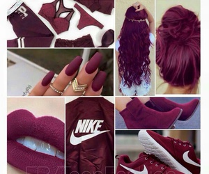 lips, shoes, and nails image