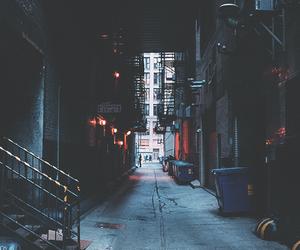 grunge, street, and city image