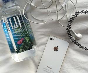 iphone, fiji, and grunge image
