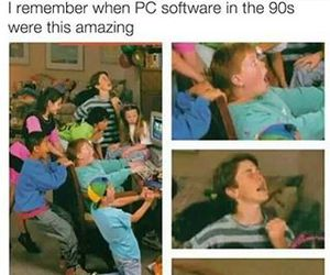 funny, lol, and 90's image
