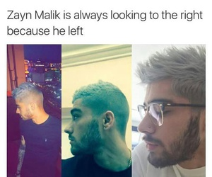 one direction, funny, and left image