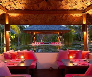 pink, luxury, and lights image