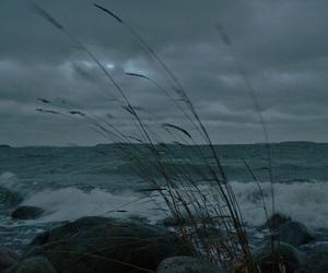 sea, grunge, and nature image
