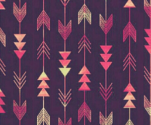arrow and wallpaper image