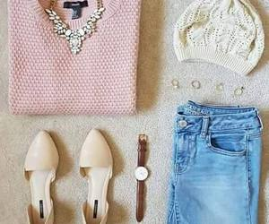 outfit, style, and sweater image