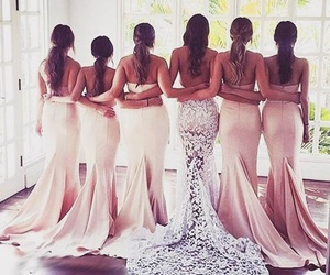friends and wedding image