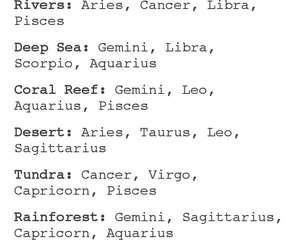astrology, sign, and signs image