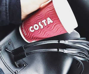 coffee, costa, and costacoffee image