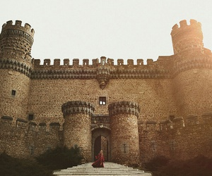 medieval, moyen age, and chateau fort image