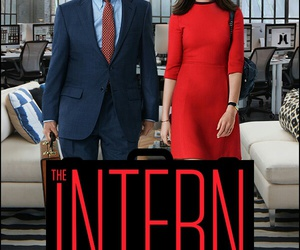 film, movie, and the intern image