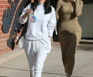 new, khloe kardashian, and kylie jenner image