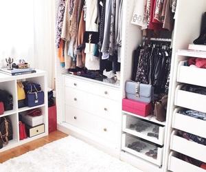 closet, clothes, and Dream image