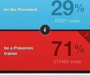 funny, pokemon, and president image