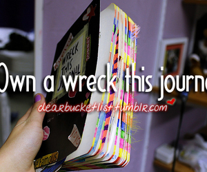 before i die, diary, and journal image