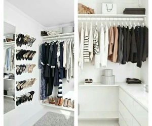 bedroom, dressing room, and white image