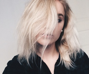 2016, blonde, and blonde hair image