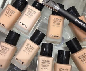 chanel, makeup, and beauty image