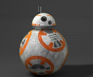 star wars and bb8 image