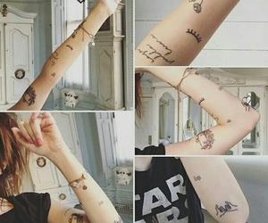 tattoo, cutiepiemarzia, and marzia image