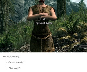seriously, play this game, and skyrim image