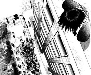 manga, suicide, and anime image