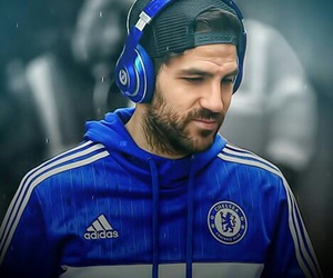 Chelsea, football, and fabregas image
