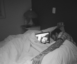 love, couple, and distance image