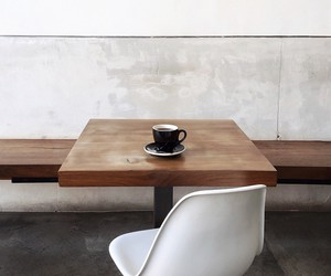 coffee and minimalism image