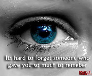 forget, hard, and love image