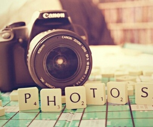 canon, photos, and ♡ image