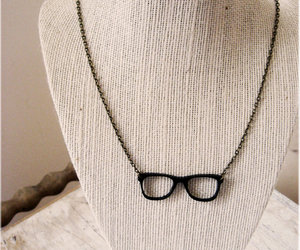 fashion, glasses, and love image