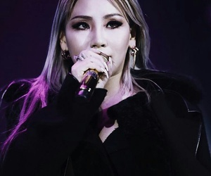 CL and kpop image