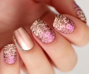 beautiful, design, and nails image