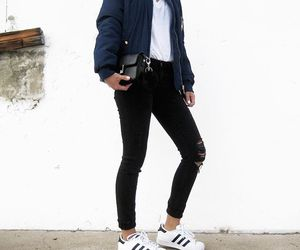 outfit, beauty, and model image