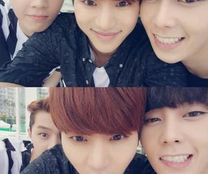 chaejin, insoo, and junq image