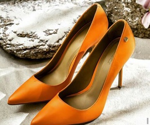 orange, pumps, and kazar image