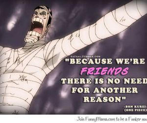 one piece, quote, and anime image