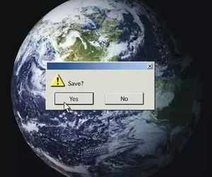 earth and save image