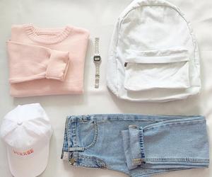 bag, pastel, and tumblr image
