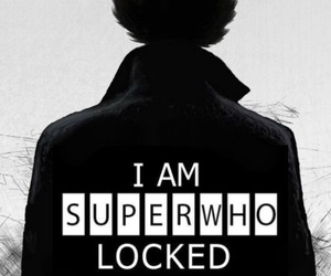 david tennant, dean winchester, and doctor who image