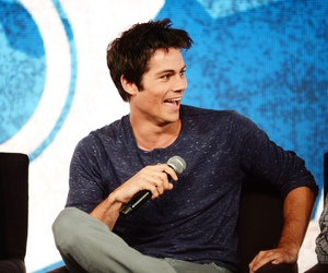 comiccon, dylan, and teen wolf image