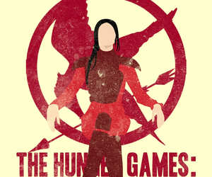 books, tribute, and katniss everdeen image