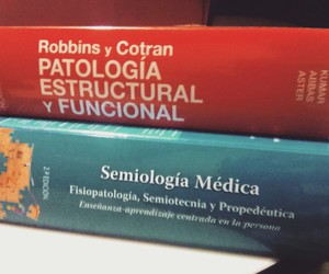 books, medicine, and medicina image