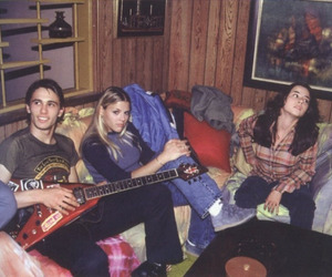 freaks and geeks, james franco, and 90s image