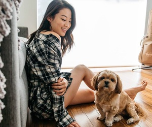 arden cho, teen wolf, and chewy image