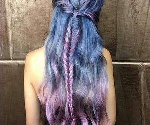 color, style, and trenzas image